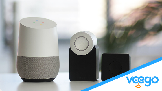 Smart devices in the connected home
