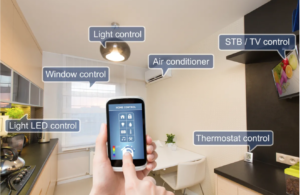 Veego Smart Home connected devices