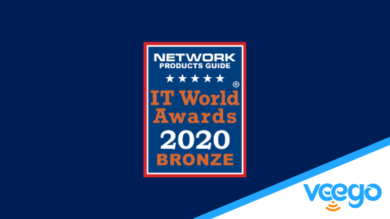 IT World Awards Veego Bronze