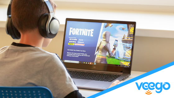 Veego detects Fortnite probems